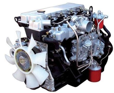 Газовый двигатель ISUZU 4HV1 Euro 5
