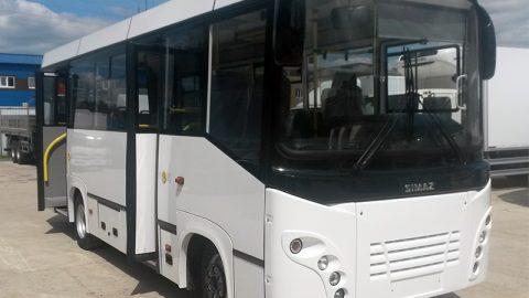 Поступления автобусов Дилерам
