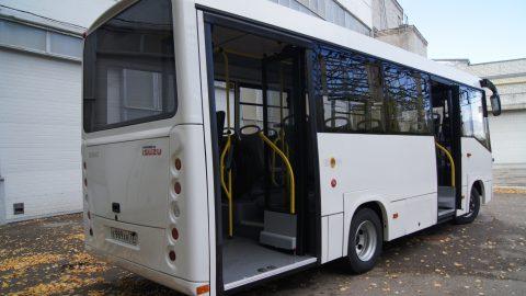 Автобус под программу «Доступная Среда»